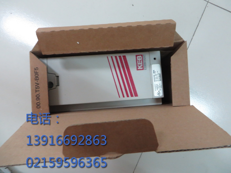 KEB变频器09F5B1B-2B0A